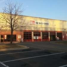 Bj S Wholesale Club Tire Center Car Repair 16520 Ballpark Rd