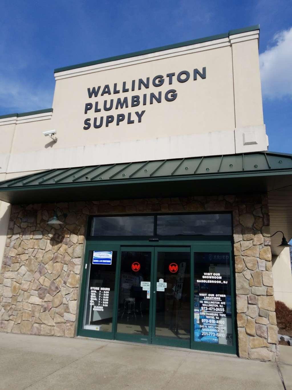 Wallington Plumbing Supply Co Hardware 21 Paic Ave Fairfield Nj 07004