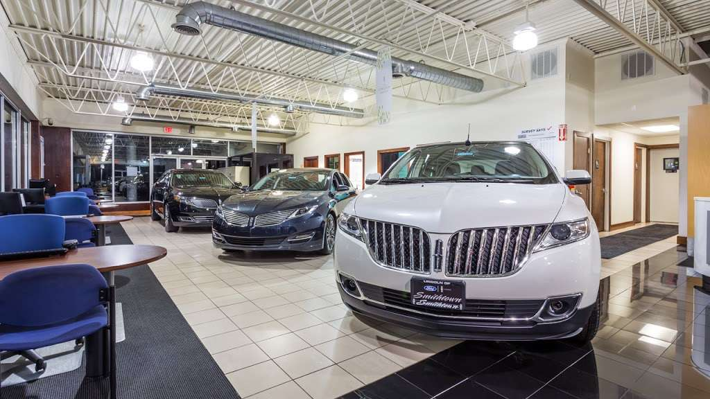 Ford Lincoln Of Smithtown Car Dealer 440 Jericho Turnpike