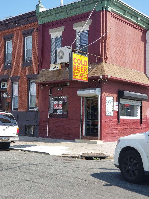 BT, Inc. Cold Beer Deli   store   1338 W Cambria St, Philadelphia