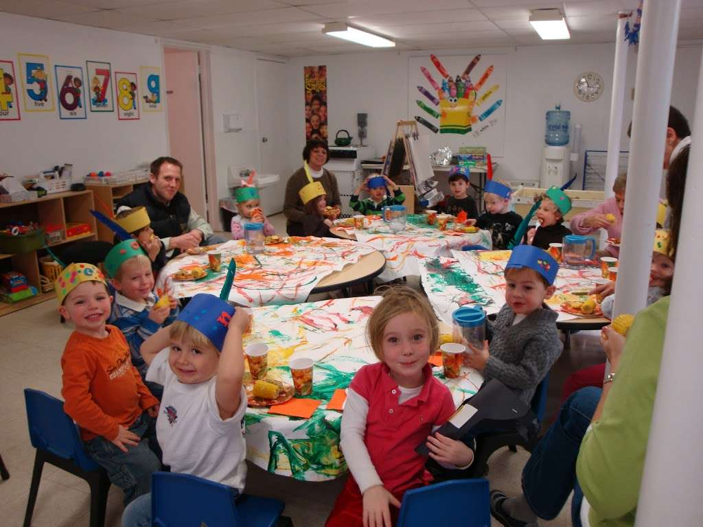 Playland Nursery School 802 Ponus Ridge Rd New Canaan Ct 06840