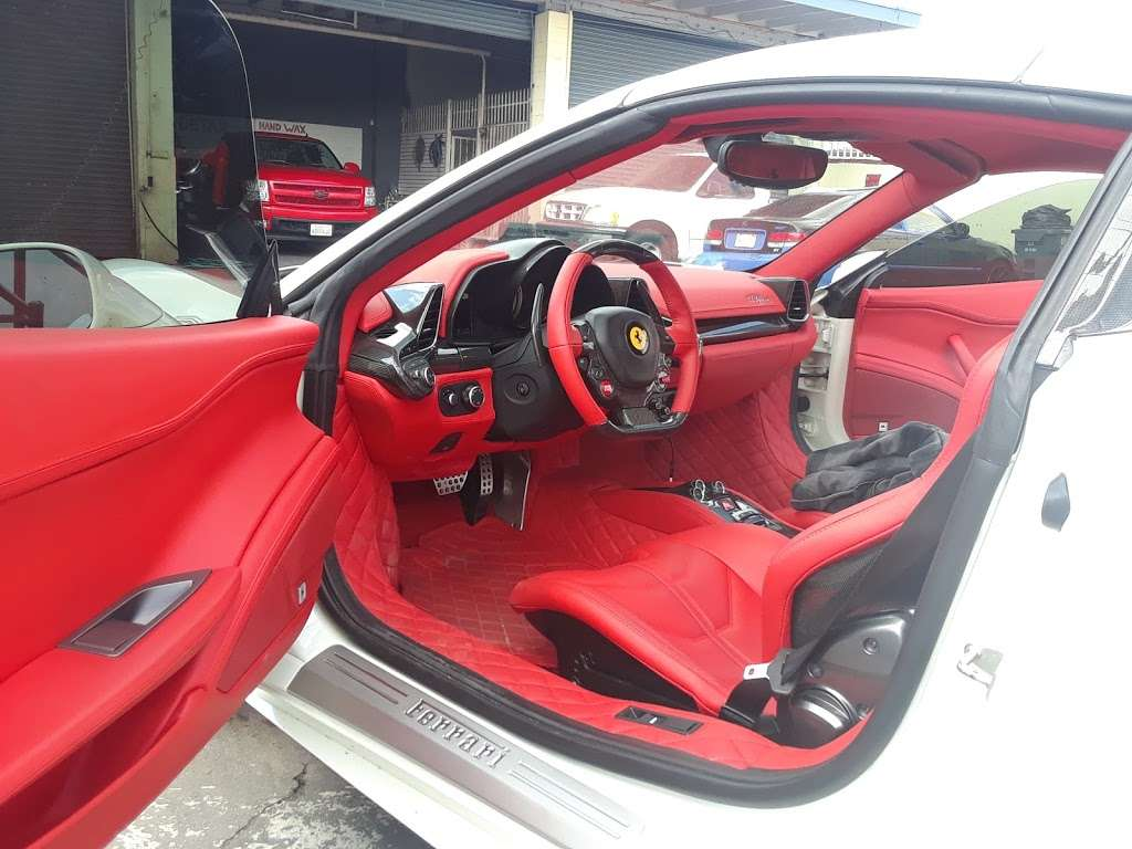 Diaz Car Wash 2623 E Alondra Blvd Compton Ca 90221 Usa