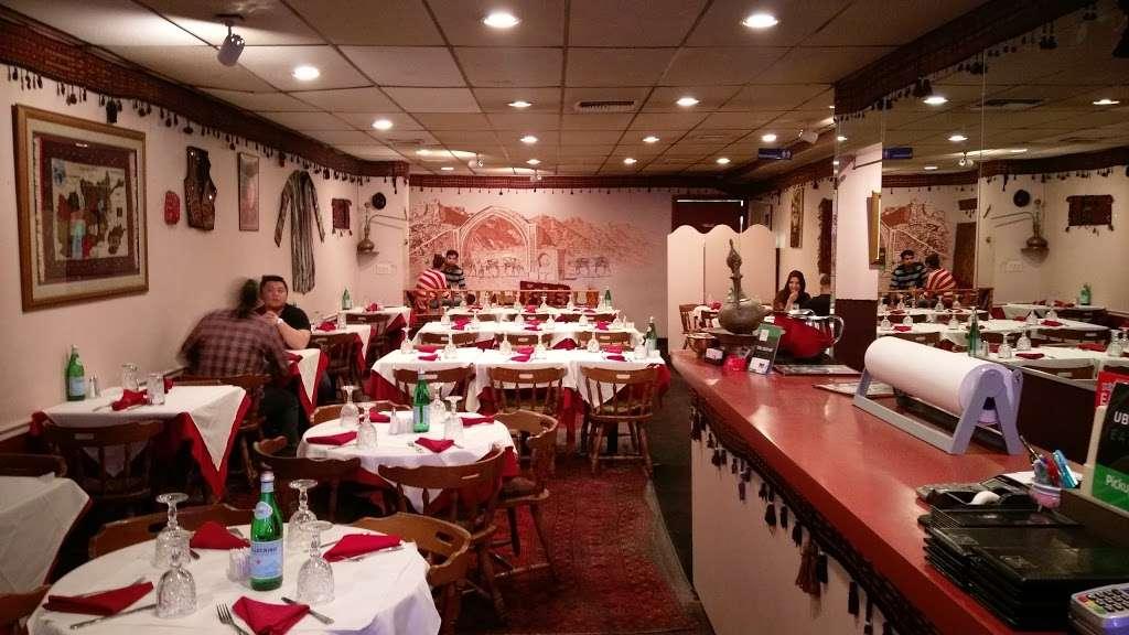 Kabul Afghan Cuisine Restaurant 106 Chestnut St Philadelphia
