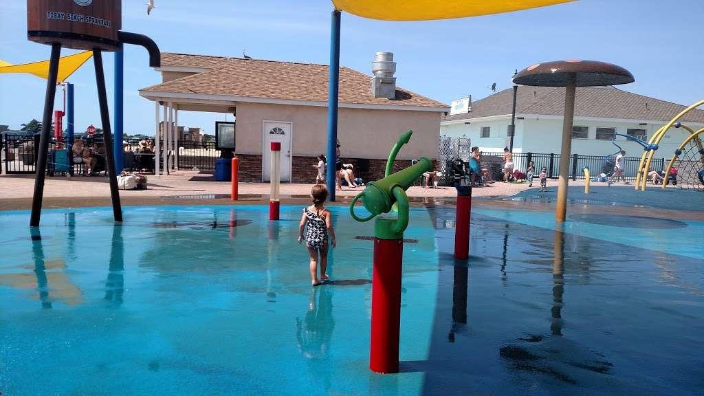 Tobay Beach Spray Park Amut Ocean Pkwy Mapequa Ny 11758