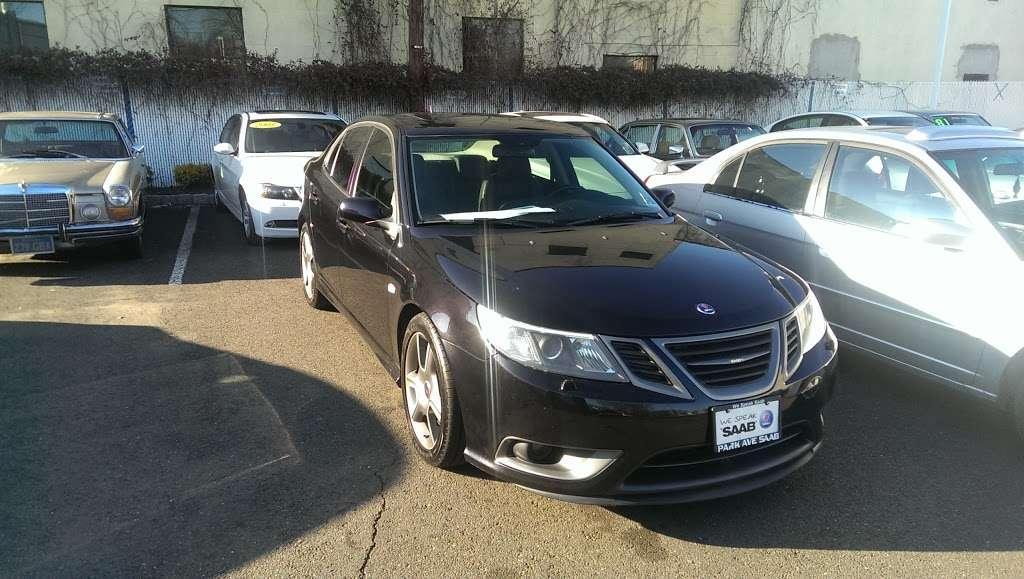 Park Ave Saab Car Dealer 207 W Central Maywood Nj 07607