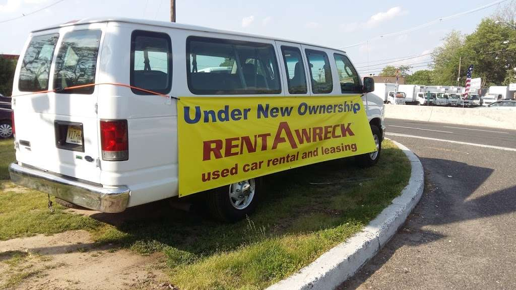 Rent A Wreck Car Rental 916 Rte 9 South Parlin Nj 08859 Usa