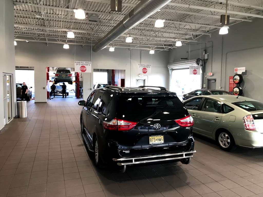 route 22 toyota parts and service - car repair | 1465 n broad st