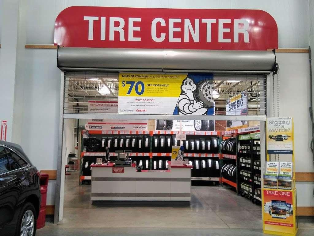 Costco Tire Service Center Car Repair 700 Evergreen Dr Glen