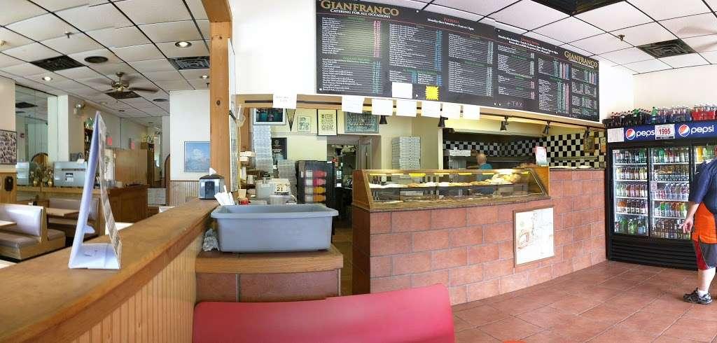 Gianfranco Pizzeria Restaurant 88 Virginia Rd White Plains Ny 10603