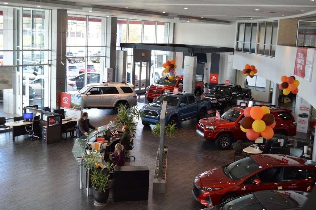Fred Beans Toyota Of Flemington Car Dealer 174 Us 202