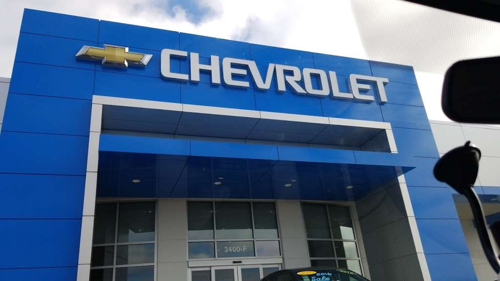 Chevrolet Of Turnersville Car Dealer 3400 Route 42 F
