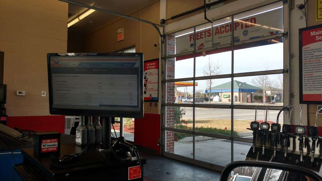 Valvoline Instant Oil Change Car Repair 16505 Ballpark Rd Bowie