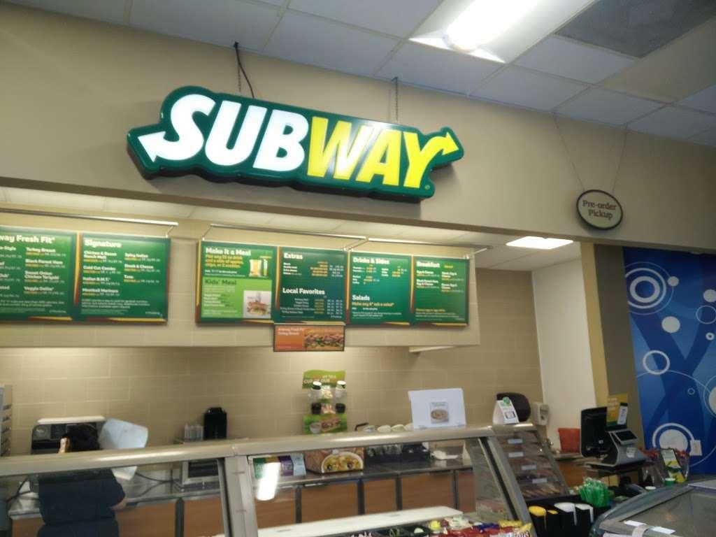 Subway Restaurants 78 W Iselin Pkwy Iselin Nj 08830 Usa