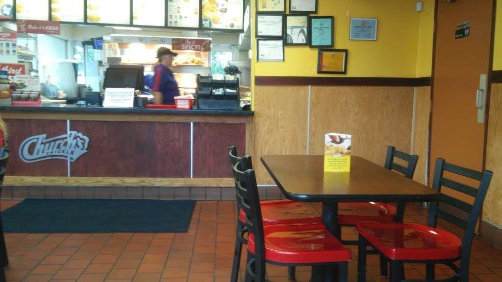 Churchs Chicken Restaurant 701 N Noland Rd Independence Mo