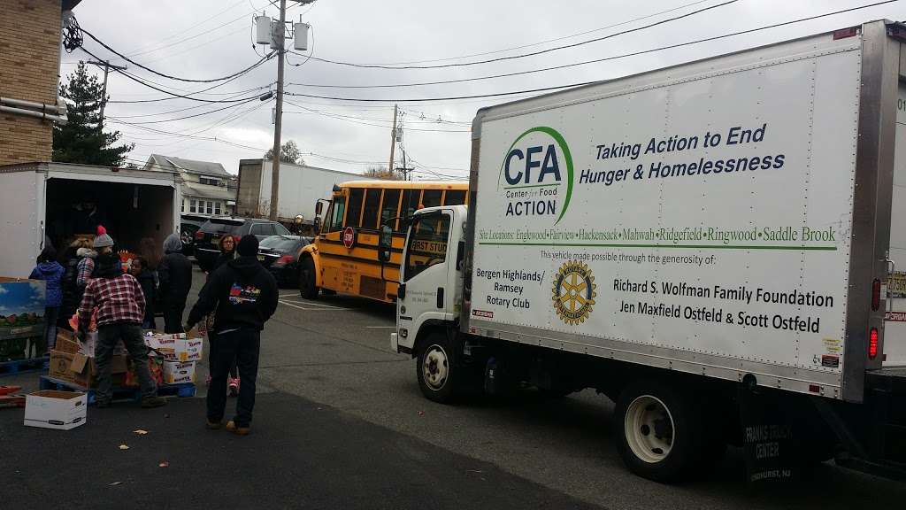 Center For Food Action Storage 224 Midland Ave Saddle Brook Nj