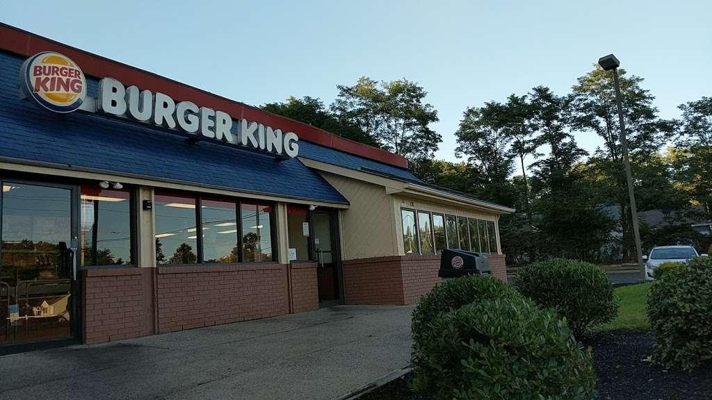 Burger King Restaurant 178 Us 22 Green Brook Township Nj 08812